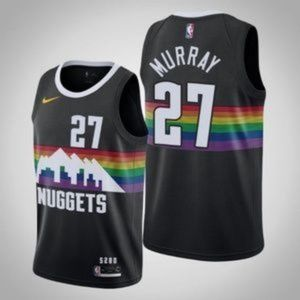Denver Nuggets Jamal Murray City Jersey